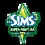 Logo Les Sims 3 Super-pouvoirs