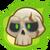 Skull Familiar Icon