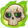 Skull Familiar Icon