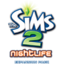 The Sims 2 Nightlife Logo (Original)