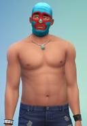 Wilson Luchador (in game)