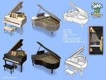 Les Sims 2 Bon Voyage Concept art 2