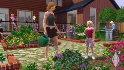 TheSims3 Gardening
