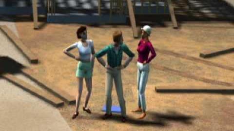 Видеоролик The Sims