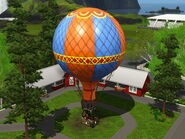 Воздушный шар Аврора Скайс
