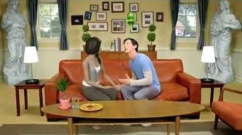 Anuncio Los Sims 3 consola