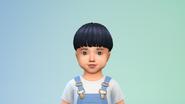 Cody Goth Toddler