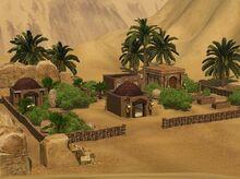 Deserts End
