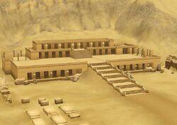 Le Temple de la reine Hatshepsout