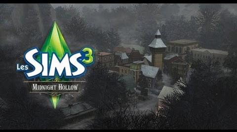 Les Sims 3 Midnight Hollow Nouveau monde pour Les Sims 3