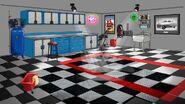 Les Sims 3 Vitesse Ultime Concept art 2