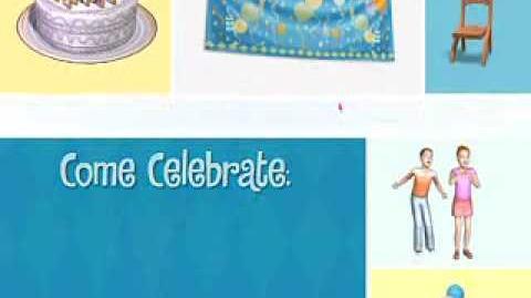 Los Sims 2 De Fiesta Trailer Oficial