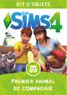 Packshot Les Sims 4 Premier animal de compagnie