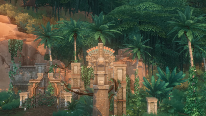 Selvadorada omiscan ruins