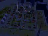 Центр (The Sims 2)