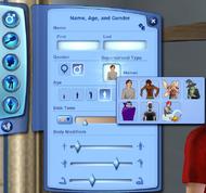 CAS - Bases (Les Sims 3)