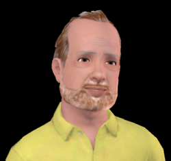 Philippe Hasseck (Les Sims 3)