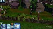 The Sims 3 World Adventures PC Games Gameplay - At the