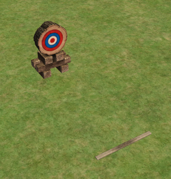 Ts2 axe-olutely throwing station