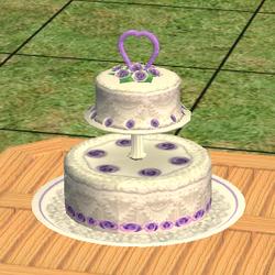 Antonio's Prize-Winning Wedding Cake