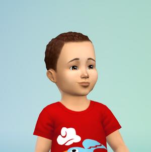 Caleb lincoln-croft toddler