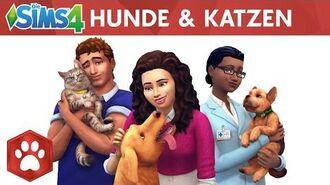 Die Sims 4 Hunde & Katzen Offizieller Ankündigungstrailer