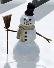 TS3 Classic Snowman