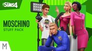 The Sims™ 4 Moschino Stuff Pack Official Trailer
