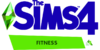 The Sims 4 Fitness Stuff Logo