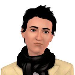 Headshot of Stewart