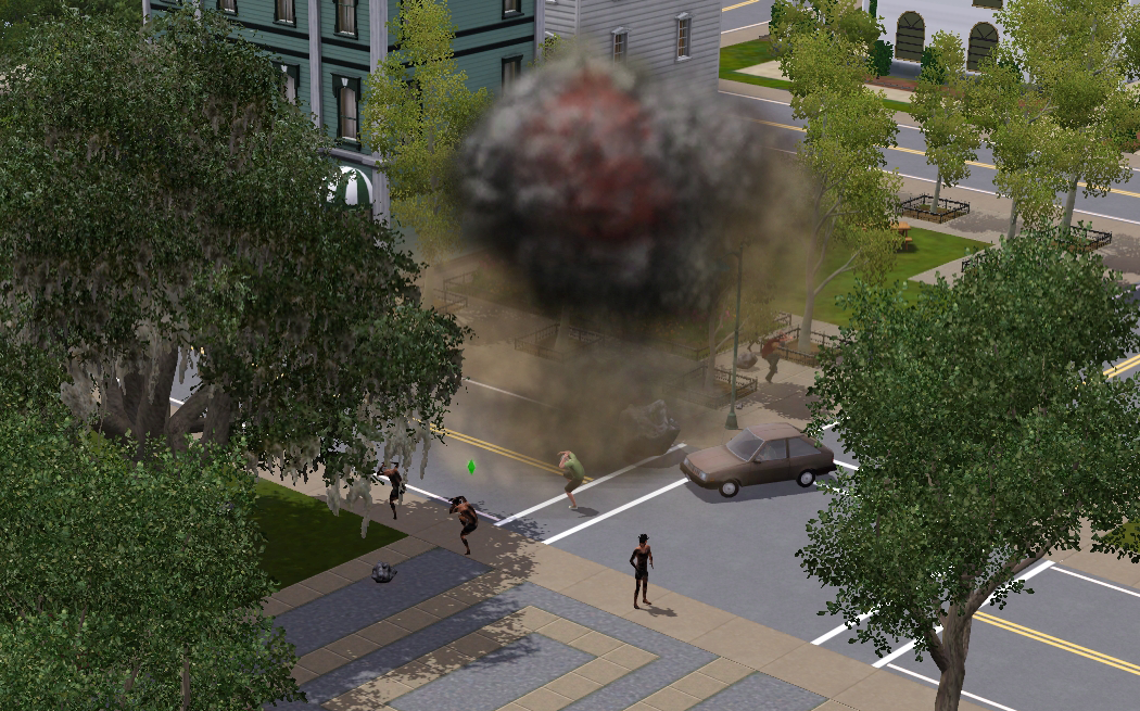 Meteor | The Sims Wiki | FANDOM powered by Wikia