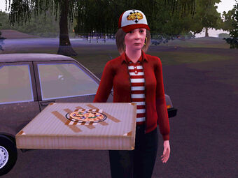 Image result for sims pizza