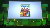 Sims 4 - Character Customisation E3 2014