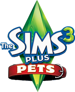 File:The Sims 3 Plus Pets Logo.png