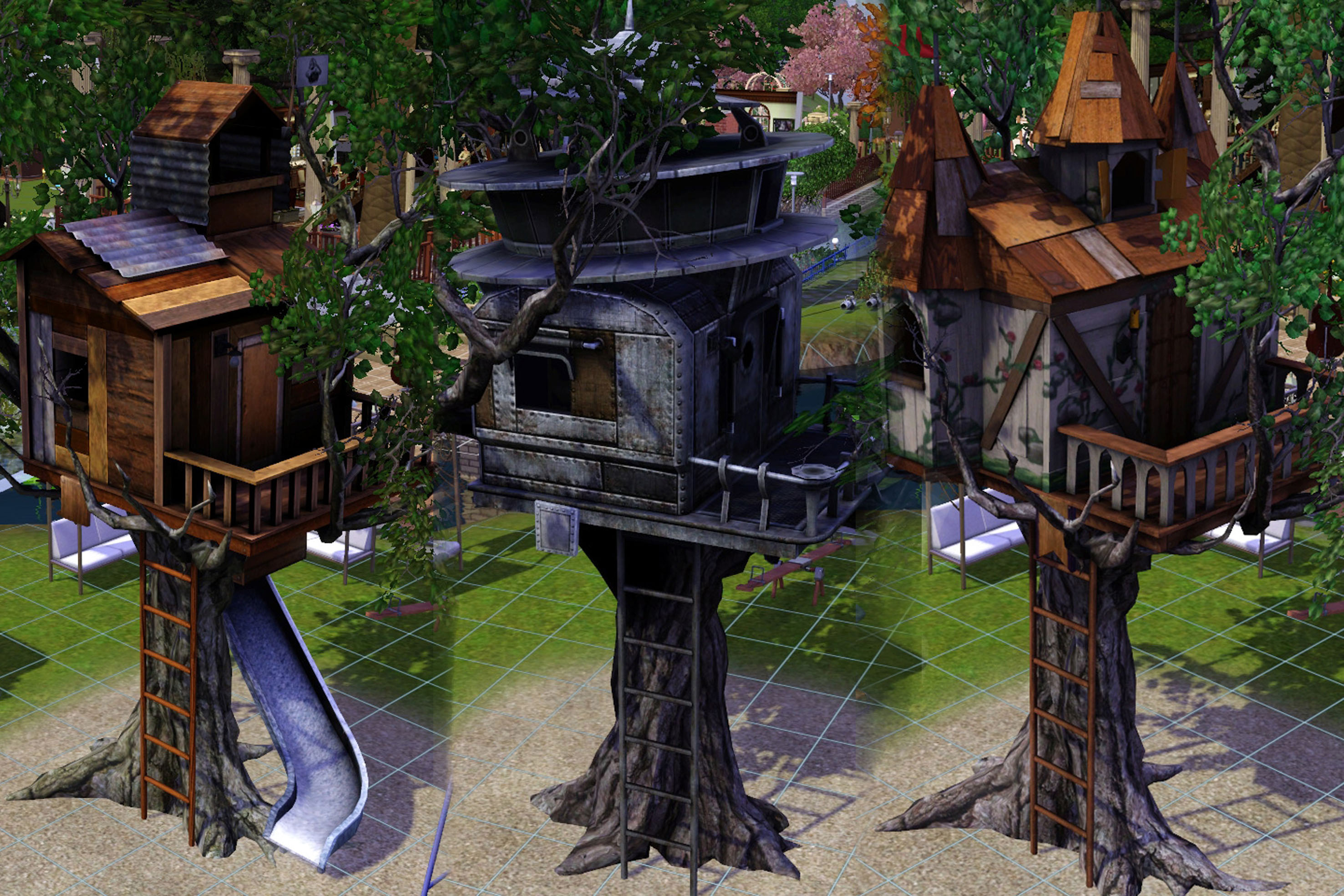 Treehouse The Sims Wiki