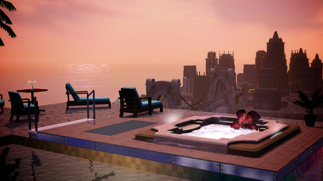 Penthouse the sims wiki fandom powered by wikia