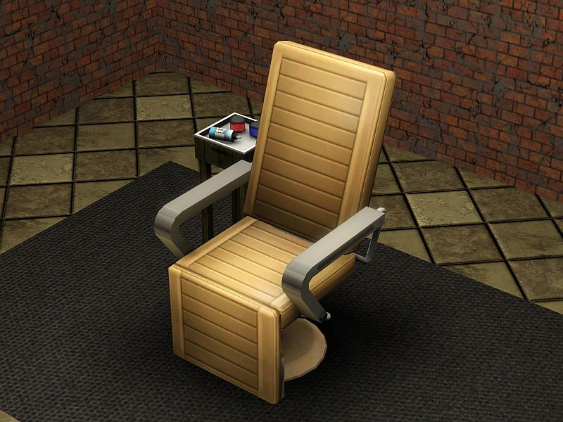 Tattoo chair the sims wiki fandom powered by wikia for 2 chairs tattoo