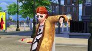 Les Sims 4 Vie Citadine - Artiste de rue