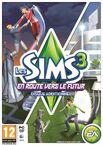 Packshot Les Sims 3 En route vers le futur (première version)