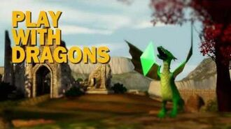 The Sims 3 Dragon Valley Trailer
