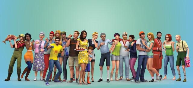 File:The Sims 4 banner.jpg