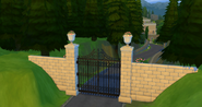 VonHauntEstate Gate
