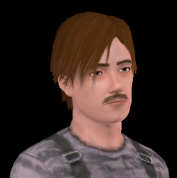 Buck Hasseck (Les Sims 3)
