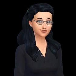Cassandra Goth Headshot