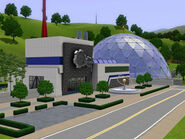 Landgraab Industries Science Facility