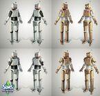 Les Sims 3 En route vers le futur Concept art 1