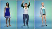 The Sims 4 CAS Screenshot 22