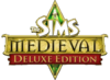 Логотип The Sims Medieval Deluxe Pack