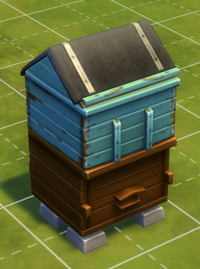 Burtie's Bee Box