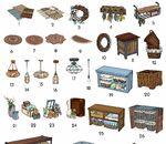 Création kit Les Sims 4 par fans - Vote contenu 1